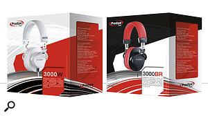 Prodipe 3000 series headphones