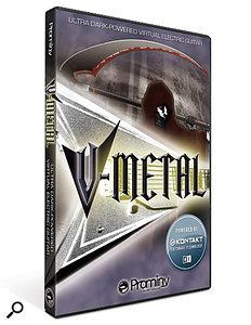 Prominy | V-Metal Virtual Electric Guitar