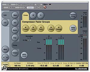TC Electronic MD3.
