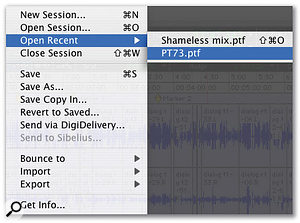 What's New In Pro Tools 7.3
