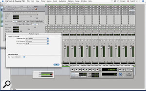 Pro Tools M-Powered: now available for Intel Macs, and it's fast!