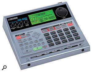 If a  device, such as this Boss DR-880, can only output 16-bit digital audio over S/PDIF, you can still hook it up to a  modern 24-bit audio interface — but the interface must slave to the other device's clock signal.