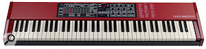 Q&A March 2013: Nord keyboard.