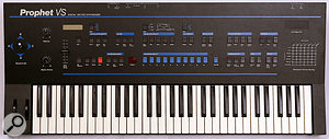 The ill-fated Sequential Circuits Prophet VS introduced vector synthesis to the world.
