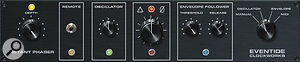 Eventide have re-created their revolutionary Instant Flanger and Instant Phaser units as software plug-ins.