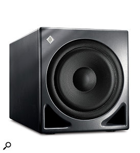 Subwoofers aren't necessarily the right answer to your bass–monitoring woes, particularly in studios that are set up in domestic spaces — no matter how high the quality of subwoofer.