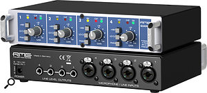 RME's new QuadMic II four-channel preamp