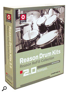 Tuning Drum Loops In Reason