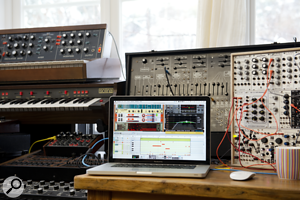 Reason 7 and Synths