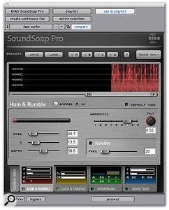 Comparing Audio Restoration Plug-ins In Pro Tools