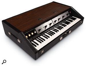 Ken Freeman's ideas eventually reached the market in the Freeman String Symphonizer.