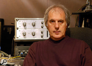 """John Leckie: """"Different control rooms in different studios will make the reverb sound different. For instance, if you listen in a really small, dead control room, you tend to add more reverb than you need. When you go to a more live mastering room, there may suddenly be too much reverb... But the trend now seems to be towards bigger, more live control rooms, so we've got deader records."""""""