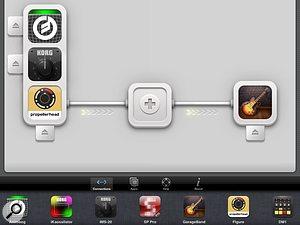 Garageband support Audiobus