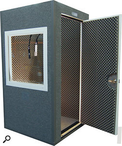 VocalBooth Gold 4x4