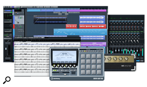 Steinberg Cubase Elements 7 software