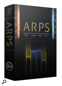 Umlaut Audio Arps & Pads sample library.