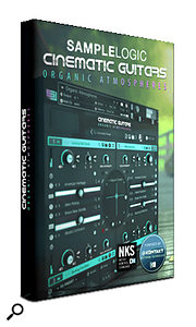 Sample Logic Cinematic Guitars Organic Atmospheres package.