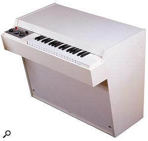 The Mellotron.