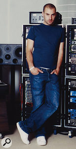 Dan Grech-Marguerat mixed the album and engineered the live sessions at Sear Sound.