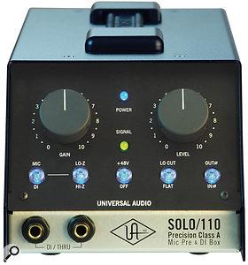 Universal Audio Solo Series