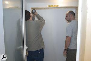 Studio SOS: Building a DIY Vocal Booth