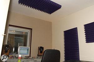 Studio SOS: Drum Recording