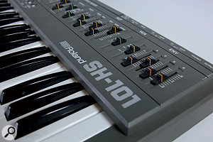 Vintage synths can be wonderful things, but finding one in good condition — and for areasonable price — may be tricky...