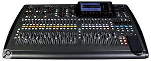 Behringer X32 digital mixer/audio interface.