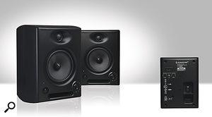 SRP 500 studio monitors