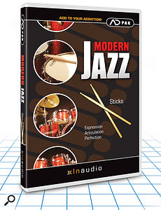 XLN Audio Modern Jazz Sticks & Brushes