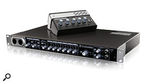 <strong>Mackie Onyx Blackjack and Blackbird recording interfaces: </strong>Mackie Onyx Blackjack desktop USB and rackmount Blackbird Firewire-based recording interfaces
