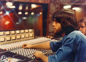 During the '70s Hodge was resident at Studio In The Country, Bogalusa, Lousiana, where he recorded many classic Southern records.