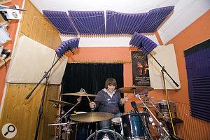 Studio SOS: Paul Evans
