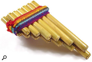 Synthesizing Pan Pipes