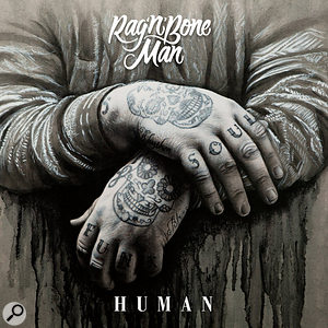 Rag 'n' Bone Man artwork.