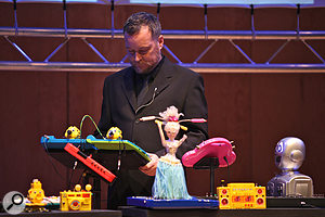 <strong>Modified Toy Orchestra, TEDx Aldeburgh 2011: </strong>Modified Toy Orchestra