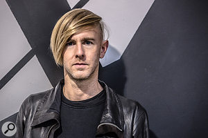 DJ/Producer extraordinaire Richie Hawtin