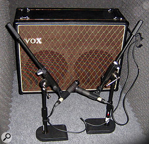 VocalBooth Amp Box