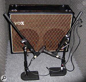VocalBooth Amp Box