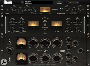 Slate Digital Virtual Buss Compressor plug-ins