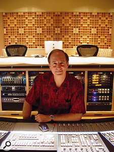 "Nashville engineer/producer Bob Bullock: ""[Plug-in processors] are like pretzels on a bar. They're within easy reach and you can't eat just one."""