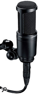The Audio Technica AT2020 confirmed the wisdom of our usual advice when it comes to vocal mics — which is that you shouldn't judge amic on price alone — as for one vocalist we found it did abetter job than mics costing over 20 times the price!