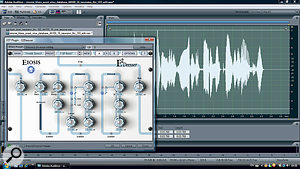 how to change your voice to crowd in adobe audition