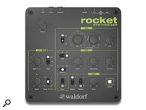 Waldorf Rocket Synthesizer