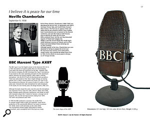 The book is beautifully presented, and includes a  wealth of information not normally included in books about microphones.