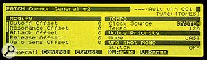 Roland XV & JV  Power User Tips