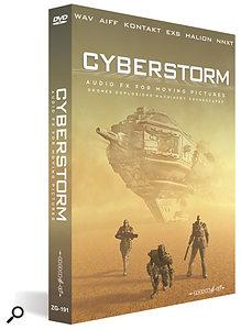 Zero G Cyberstorm