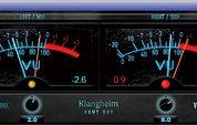 Gain-staging: software VU meters.