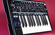 Novation Bass Station 2 synthesiser.