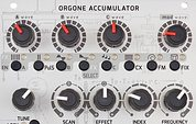 Neutron Sound Orgone Accumulator module.